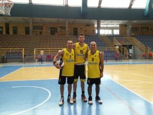 Igor, Emanuele, Tonino